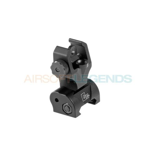 G&G G&G Flip Up Rear Sight Black