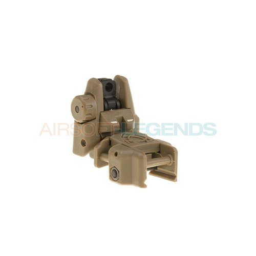 APS APS Rhino Rear Sight Dark Earth