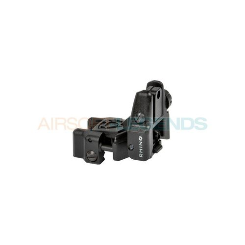 APS APS Rhino Rear Sight Black