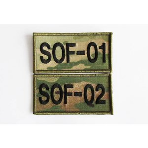 Airsoft-Legends Custom Callsign patches