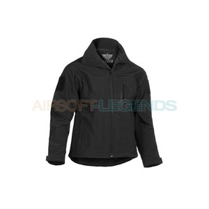 Invader Gear Invader Gear Tactical Softshell Jacket Black