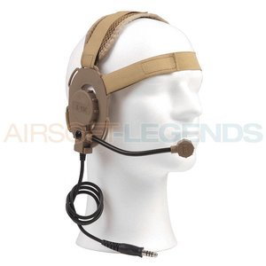 Z-Tactical Z-Tactical Bowman EVO III headset Plain Z029