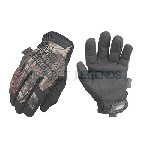 Mechanix Wear Mechanix Wear Gloves The Original Mossy Oak