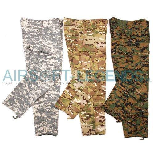 101Inc. 101Inc. BDU Combat Broek (Multicam/Marpat/ACU)