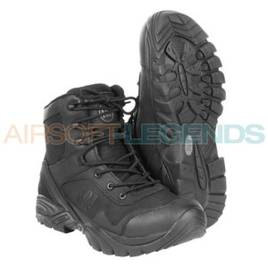101Inc. 101Inc. PR. Recon Boots Mid-High Black