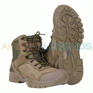 101Inc. 101Inc. PR. Recon Boots Mid-High Green