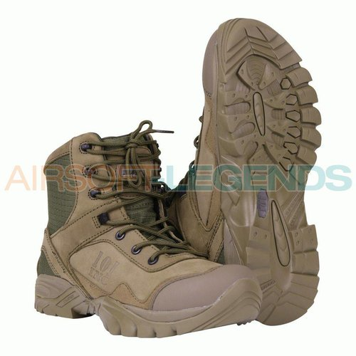 101Inc. 101Inc. PR. Recon Boots Mid-High Green