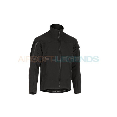Clawgear Clawgear Audax Softshell Jacket Black