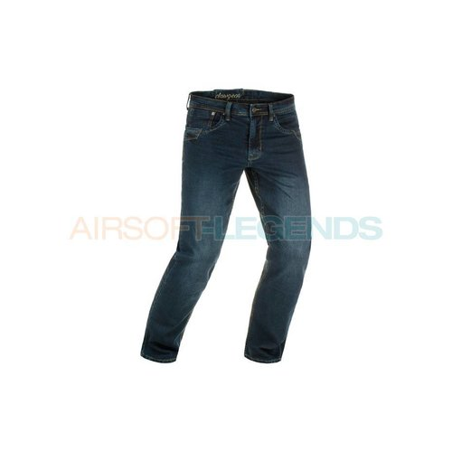 Clawgear Clawgear Blue Denim Tactical Jeans Washed Midnight