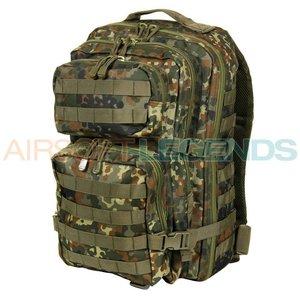 101Inc. Mountain Backpack Flecktarn
