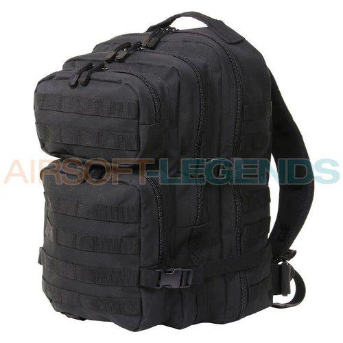 101Inc. Mountain Backpack Black