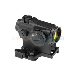 Aim-O Aim-O T2 Red Dot with QD Mount Black