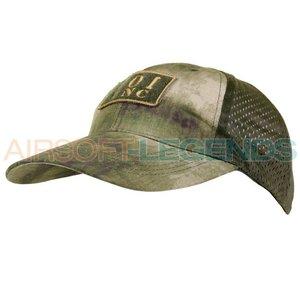 101Inc. Logo Tactical Mesh Cap A-TACS-FG