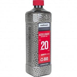 Valken Valken 0,20gr Bio bb's 5000 pieces