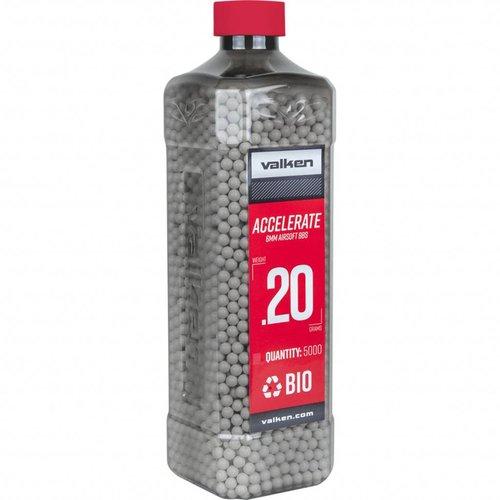 Valken Valken 0,20gr Bio bb's 5000 st.