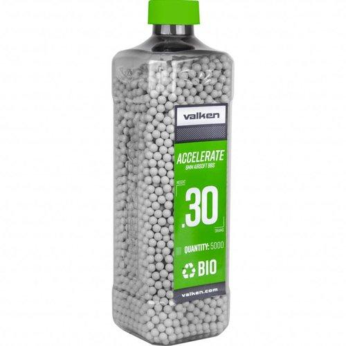 Valken Valken 0,30gr Bio bb's 5000 rds