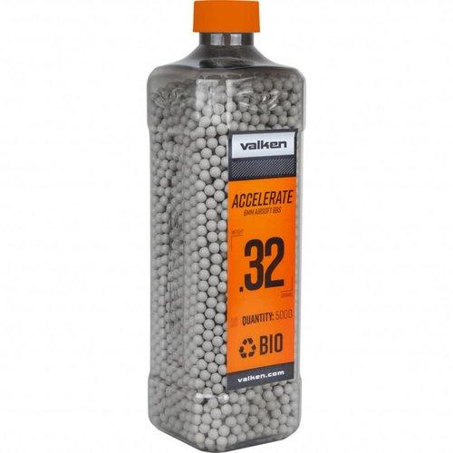 Valken Valken 0,32gr Bio bb's 5000 rds