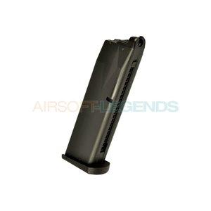 KWA Beretta M9 A1 Full Metal GBB Magazijn(24 BB's)