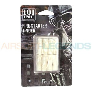 101Inc. 101Inc Firestarter Tinder 8 pack