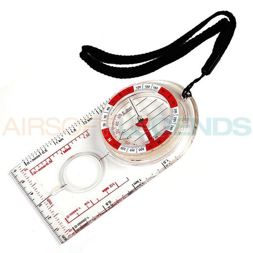 Fosco Fosco map compass