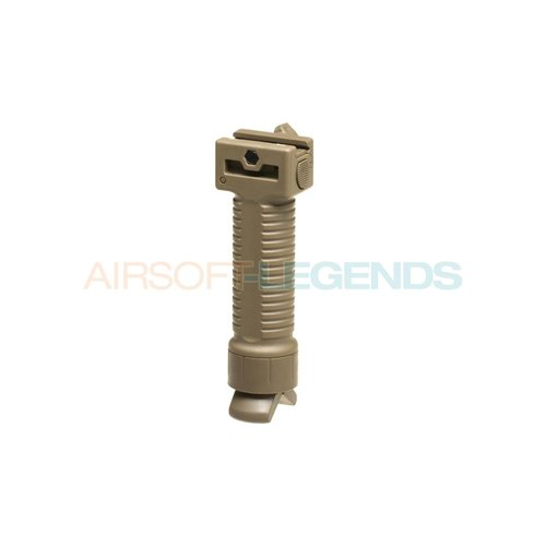 Battle Axe Battle Axe Tactical Bipod Grip - Desert