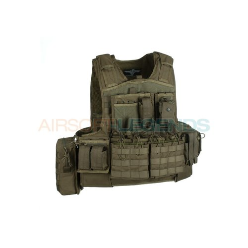 Invader Gear Invader Gear MOD Carrier COMBO Ranger Green