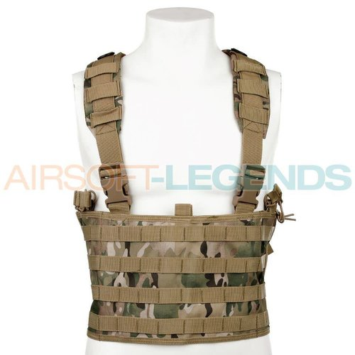 101Inc. 101Inc Recon Chest Rig Multicam