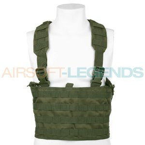 101Inc. Recon Chest Rig OD Green