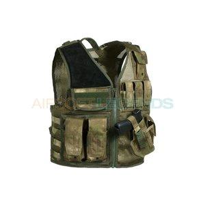 Invader Gear MK.II Crossdraw Vest Everglade (A-TACS-FG)