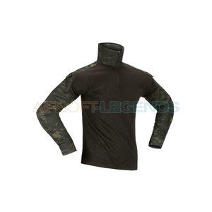 Invader Gear Invader Gear Combat Shirt Multicam Black