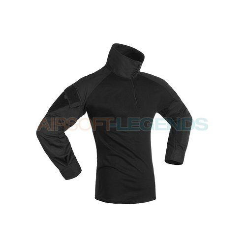 Invader Gear Invader Gear Combat Shirt Black