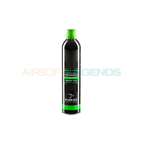 Nimrod Nimrod Standard Performance Green Gas 500ml