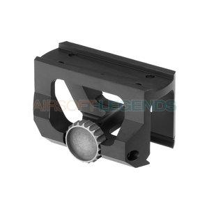 Aim-O RD-1 / RD-2 / T1 Low Drag Mount Black