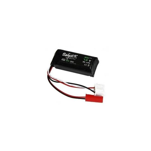 Balystik Balystik 7.4V 300MAH micro lipo batterij (HPA)