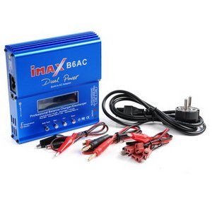 Imax B6AC Dual Power (dis)charger