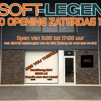 Zaterdag 1 September, de Grand Opening Walk-In Store