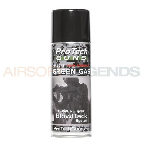 ProTech ProTech Airsoft Greengas 400ml