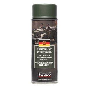 Fosco Fosco Army Paint 400ml - GDR Green RAL6003