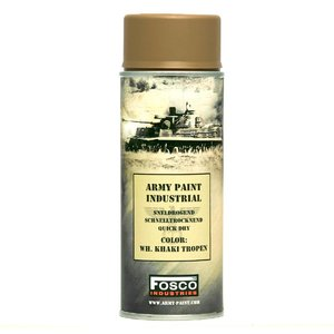 Fosco Fosco Army Paint 400ml - Wh.Khaki Tropen