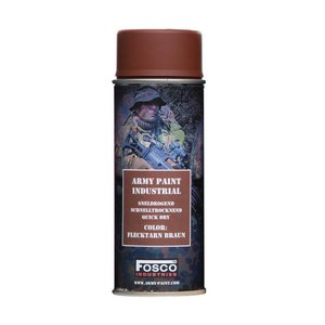 Fosco Fosco Army Paint 400ml - Flecktarn Brown