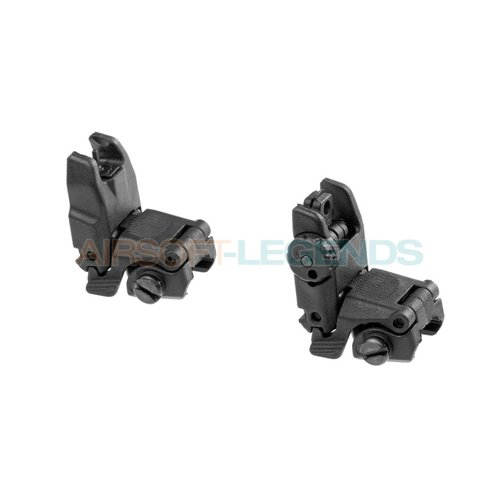 FMA FMA FBUS Gen 2 Sights Black
