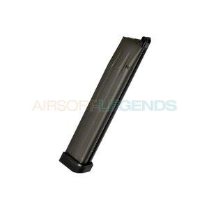WE Hi-Capa 5.1 GBB Extended Capacity Magazijn (50 BB's)