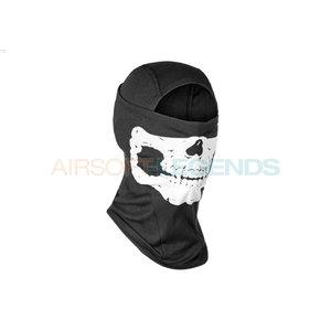 Invader Gear Invader Gear MPS Death Head Balaclava Black