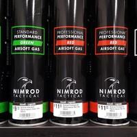 Nimrod  Greengas VS Nuprol Green gas