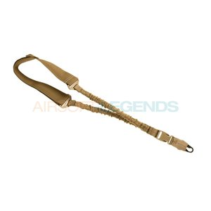 Warrior Assault Systems Warrior Assault Single Point Bungee Sling Coyote