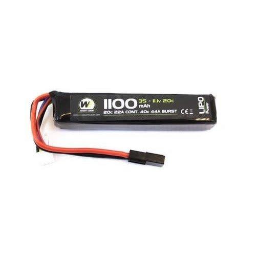 NUPROL Nuprol LiPo 11.1V 1100Mah 20C Stick type