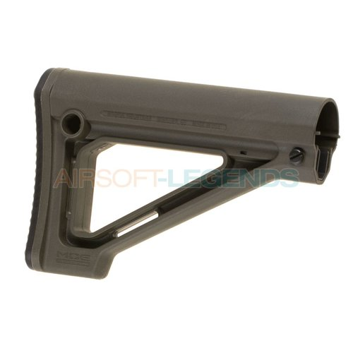 Magpul Magpul MOE Fixed Stock Mil Spec OD