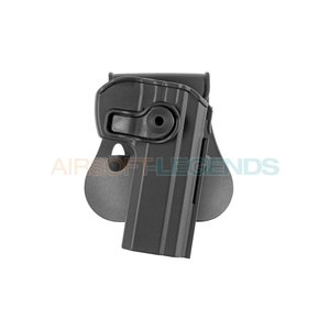 IMI Defense IMI Defence Roto Paddle Holster for CZ75 SP-01