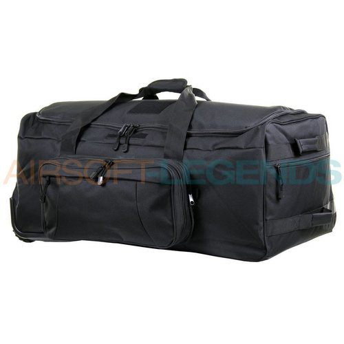 101Inc. 101Inc. Trolley Commando Bag Black