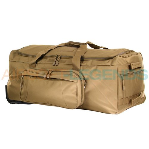 101Inc. 101Inc. Trolley Commando Bag Coyote